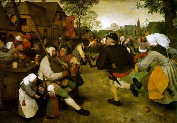 Pieter the Elder The Peasant Dance